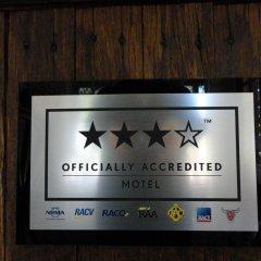 Отель Alstonville Settlers Motel интерьер отеля