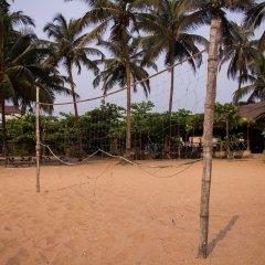 Отель Chaka Resort & Extension пляж