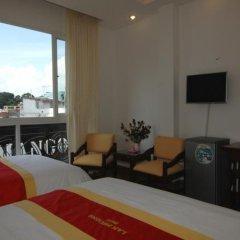Lan Phuong Hotel комната для гостей фото 2