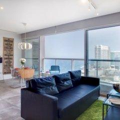 Отель Modern Seaview Apartment In a Prime Location Мальта, Слима - отзывы, цены и фото номеров - забронировать отель Modern Seaview Apartment In a Prime Location онлайн комната для гостей