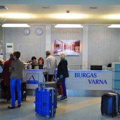 Aqua Hotel Burgas городской автобус