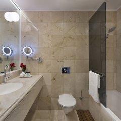 Garden Hotel Хайфа ванная