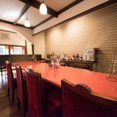 Отель Kannawa YUNOKA Япония, Беппу - отзывы, цены и фото номеров - забронировать отель Kannawa YUNOKA онлайн гостиничный бар