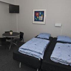 Отель Danhostel Vejle сейф в номере