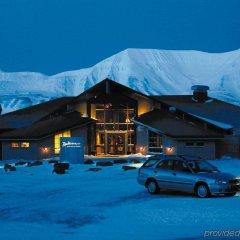 Radisson Sas Polar in Longyearbyen, Svalbard from 268$, photos, reviews - zenhotels.com hotel front