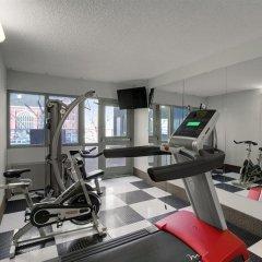 Отель Comfort Inn & Suites Downtown Edmonton фитнесс-зал фото 3