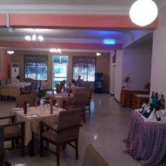 Отель AXARI Калабар питание
