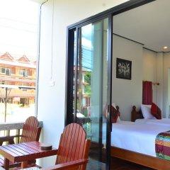 Отель Phongpipat Lanta Mansion Ланта балкон