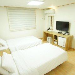 Отель Blessing in Seoul Южная Корея, Сеул - отзывы, цены и фото номеров - забронировать отель Blessing in Seoul онлайн комната для гостей фото 2