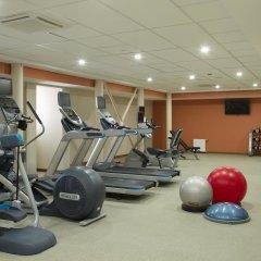 Гостиница Хилтон Гарден Инн Ульяновск фитнесс-зал фото 2