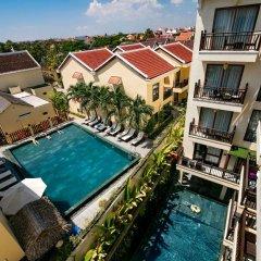 Silk Luxury Hotel & Spa бассейн фото 3