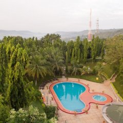 Отель Volta Hotel Akosombo Гана, Акосомбо - отзывы, цены и фото номеров - забронировать отель Volta Hotel Akosombo онлайн бассейн фото 3