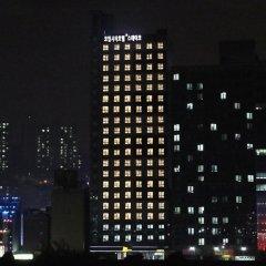 Coop City Hotel Oryu Station сейф в номере