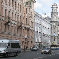 Хостел у Пяти углов городской автобус