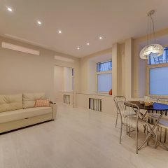 Апартаменты Home4day Apartment on Griboyedov Canal комната для гостей фото 4
