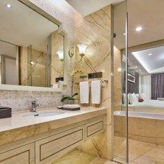 Отель Xiamen Jingmin North Bay Hotel Китай, Сямынь - отзывы, цены и фото номеров - забронировать отель Xiamen Jingmin North Bay Hotel онлайн ванная