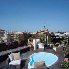 Отель Colonna Palace Hotel Италия, Рим - 2 отзыва об отеле, цены и фото номеров - забронировать отель Colonna Palace Hotel онлайн бассейн
