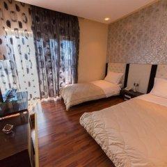Отель Brilant Saranda Албания, Саранда - отзывы, цены и фото номеров - забронировать отель Brilant Saranda онлайн комната для гостей фото 5