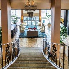 Отель Quality Inn & Suites Denver Stapleton интерьер отеля фото 3