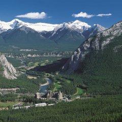 Отель Fairmont Banff Springs фото 12