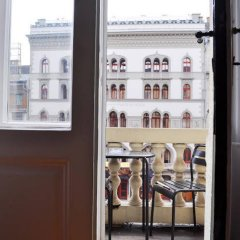 Апартаменты Welcome Budapest Apartments балкон фото 2