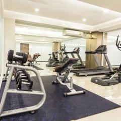 Отель Cubic Pratunam фитнесс-зал фото 4