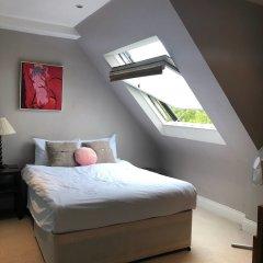 Апартаменты Beaufort Gardens Apartment Лондон комната для гостей фото 2