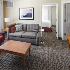 Отель TownePlace Suites Milpitas Silicon Valley комната для гостей фото 4