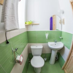Гостиница Ecotelmoscow ванная фото 2
