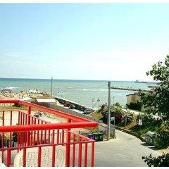 Отель Marylise Италия, Римини - 1 отзыв об отеле, цены и фото номеров - забронировать отель Marylise онлайн пляж