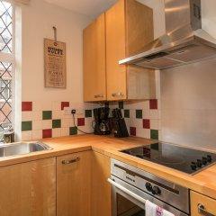 Апартаменты CDP Apartments Kensington Лондон в номере