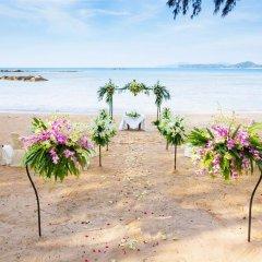 Отель The Bell Pool Villa Resort Phuket пляж фото 2