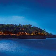 Отель Vivanta By Taj Fort Aguada Гоа приотельная территория