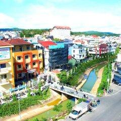 Отель Phu Quy Далат бассейн