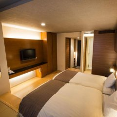 Отель Choyo Tei Hotel Япония, Камикава - отзывы, цены и фото номеров - забронировать отель Choyo Tei Hotel онлайн комната для гостей фото 4