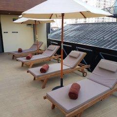 Отель Syama Sukhumvit 20 Бангкок бассейн фото 2