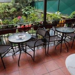 Отель PIOLA Милан балкон