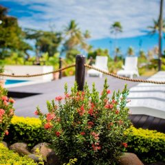 Tanoa Rakiraki Hotel пляж