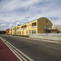 Отель Arezzo Sport College Ареццо парковка