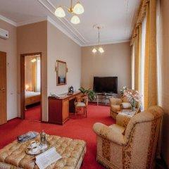 Бизнес-отель Купеческий 4* Стандартный номер разные типы кроватей фото 5
