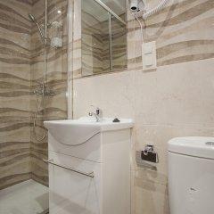 Отель Hostal Rincón De Sol Мадрид ванная