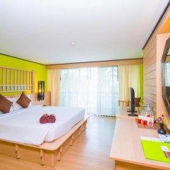 Phuket Island View Hotel 3* Стандартный номер с различными типами кроватей фото 13