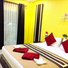Отель Pana Long Beach Resort Ланта комната для гостей