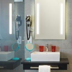 Отель niu Franz Австрия, Вена - отзывы, цены и фото номеров - забронировать отель niu Franz онлайн ванная