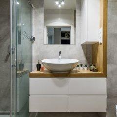 Апартаменты Mennica Residence Chic Apartment ванная фото 2