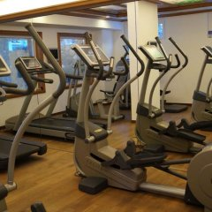 ERMITAGE Wellness- & Spa-Hotel фитнесс-зал фото 2