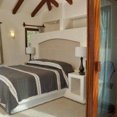 Отель Solana Boutique Bed & Breakfast Мексика, Сиуатанехо - отзывы, цены и фото номеров - забронировать отель Solana Boutique Bed & Breakfast онлайн комната для гостей фото 5