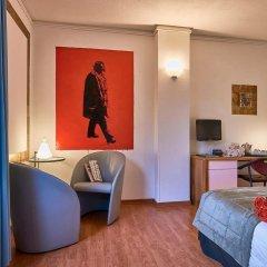 Отель Albornoz Palace Hotel Spoleto Италия, Сполето - отзывы, цены и фото номеров - забронировать отель Albornoz Palace Hotel Spoleto онлайн удобства в номере фото 2