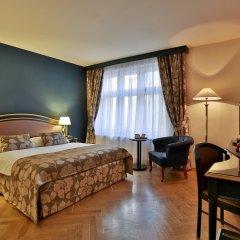 Elysee Hotel Prague Прага комната для гостей фото 2