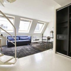 Отель 9Hotel Sablon Бельгия, Брюссель - отзывы, цены и фото номеров - забронировать отель 9Hotel Sablon онлайн комната для гостей фото 3